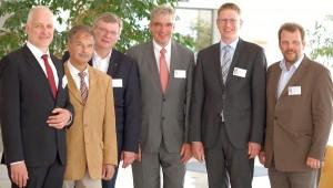Der Vorstand am 12.05.2015 bei einer Klausur in Wetzlar